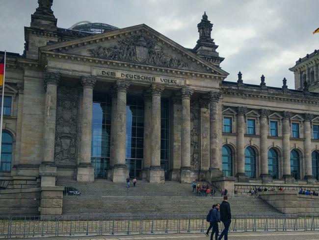 Erste Tage in Deutschland I