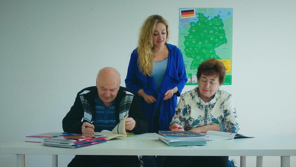 Deutsch für Senioren